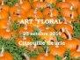 Art floral - Oct 2019