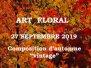 Art floral - Sep 2019