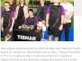 Tennis de table - 2 équipes en compétition